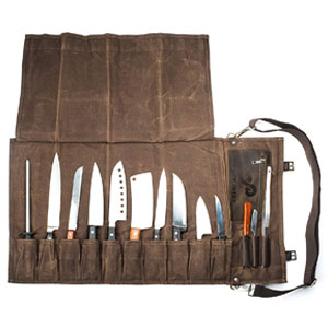 Everpride Chef Knife Roll Bag