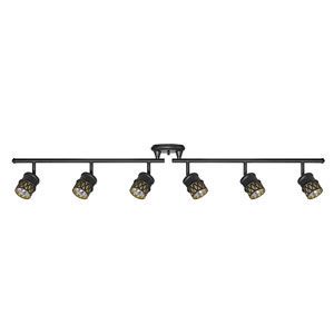 Globe Electric Foldable Track Kitchen Lighting