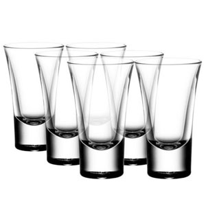 Gmark Heavy Base Shot Glasses