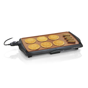 Hamilton Beach Durathon Ceramic Griddle
