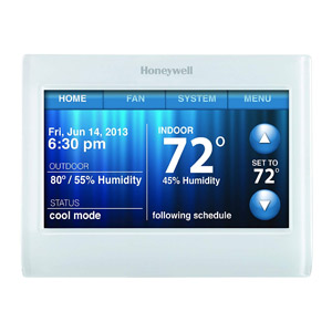 Honeywell Touch Screen Programmable Thermostat