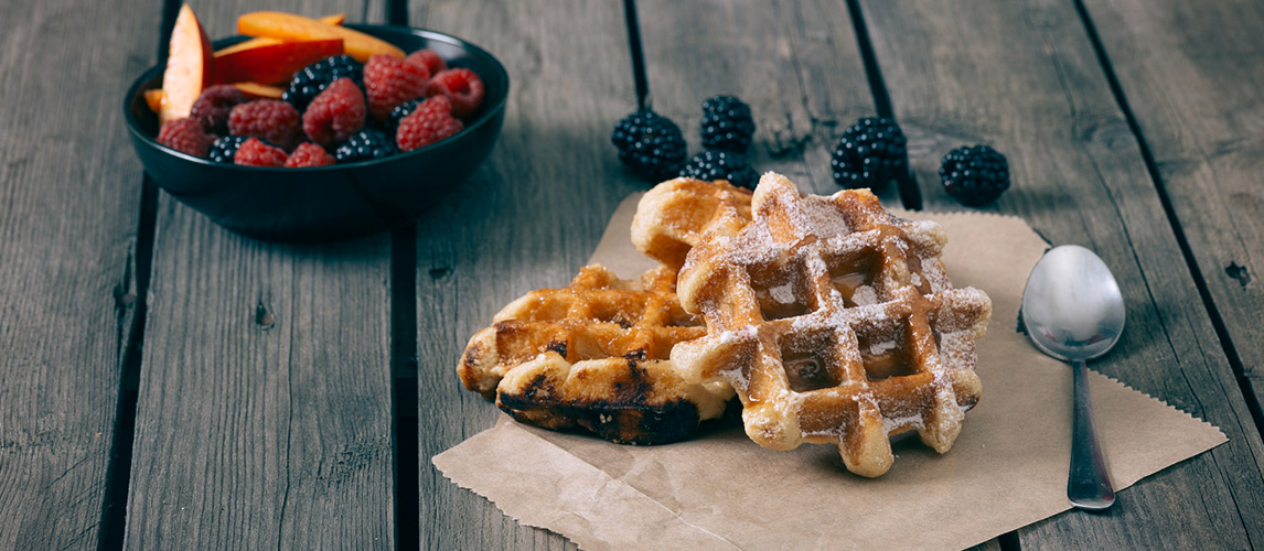 How to Make Waffles: Classic Belgian Recipe