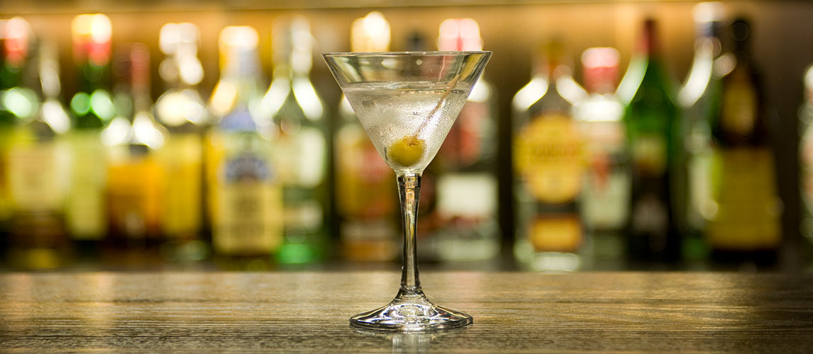 How to Make a Martini: Classic Martini Recipe