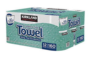 Kirkland Signature Paper Towels