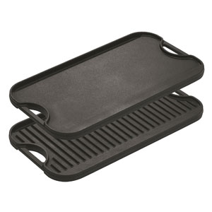 Lodge Cast Iron Reversible Griddle