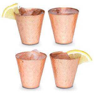 Mosscoff Tequila Shot Glasses