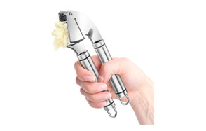 Orblue Propresser Stainless Steel Garlic Press