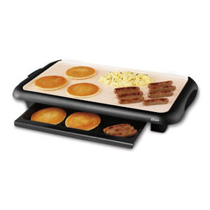 Oster Titanium Infused Electric Griddle