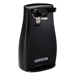 Proctor Silex Automatic Can Opener with Knife Sharpener