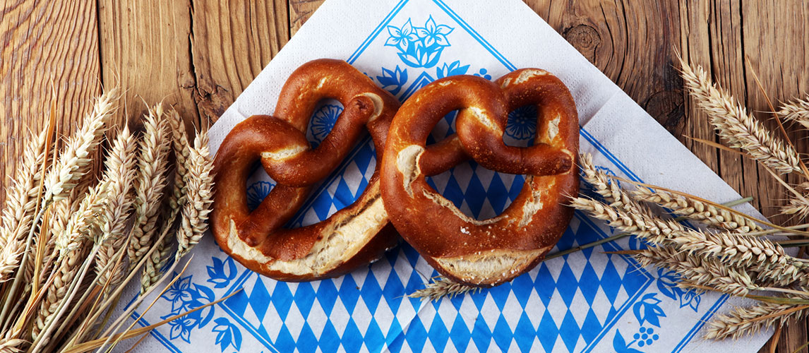 Simple Homemade Soft Pretzels