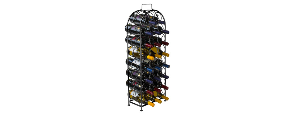 Sorbus Wine Rack Stand