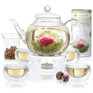 Teabloom Complete Tea Set