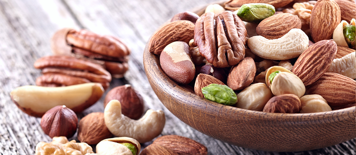 The Healthiest Nuts to Eat