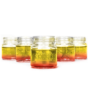 The Slinger Mini Jar Shot Glasses Set