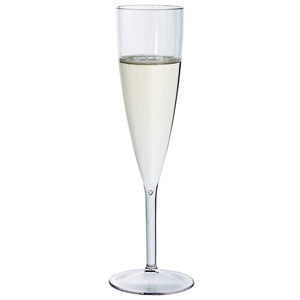 US Acrylic Plastic Champagne Flute