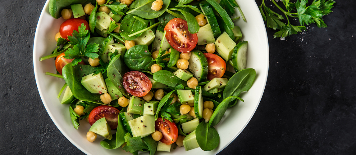 best spinach salad recipe