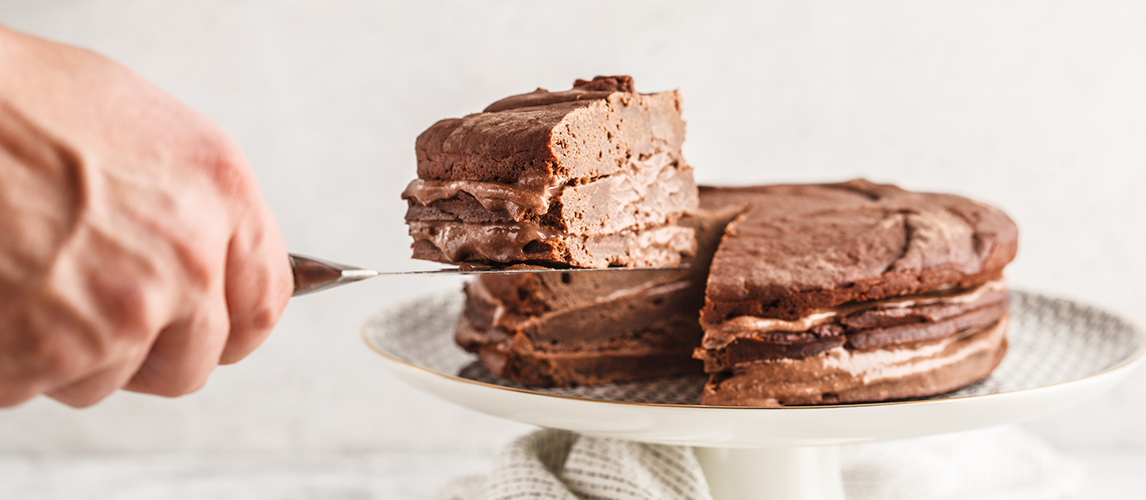 paleo chocolate cake coconut flour recipe
