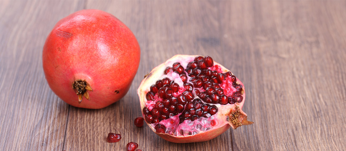 12 Health Benefits of Pomegranate