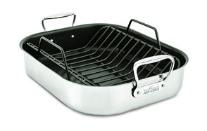 All-Clad Nonstick Roaster with Rack Cookware