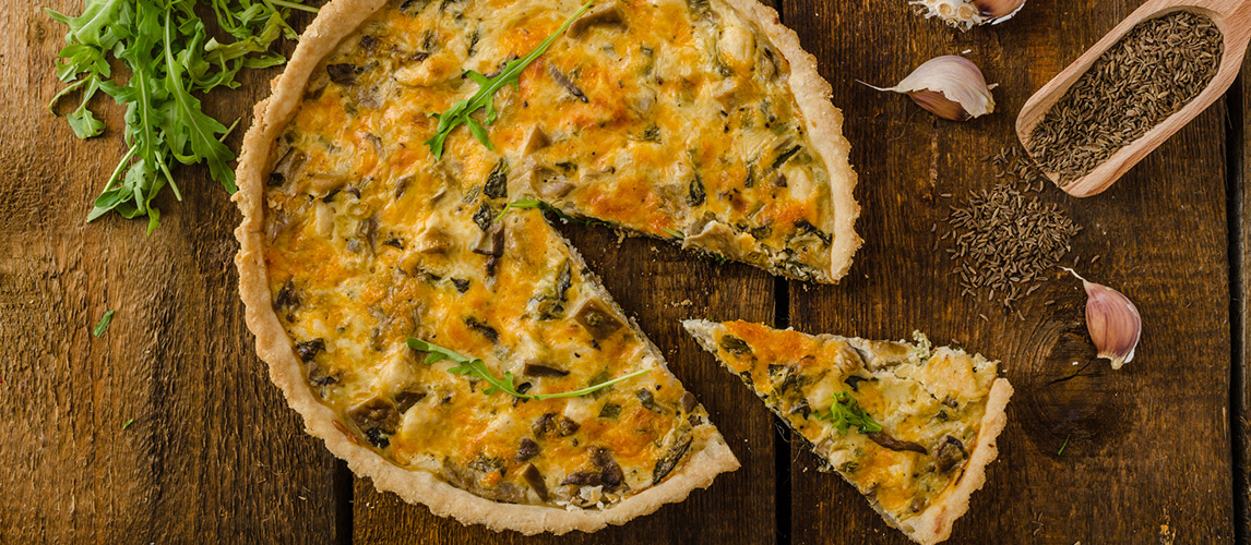 Best Quiche Recipe (Quiche Lorraine)