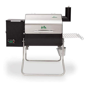 Green Mountain Grills WiFi Controlled Wood Pellet Grill