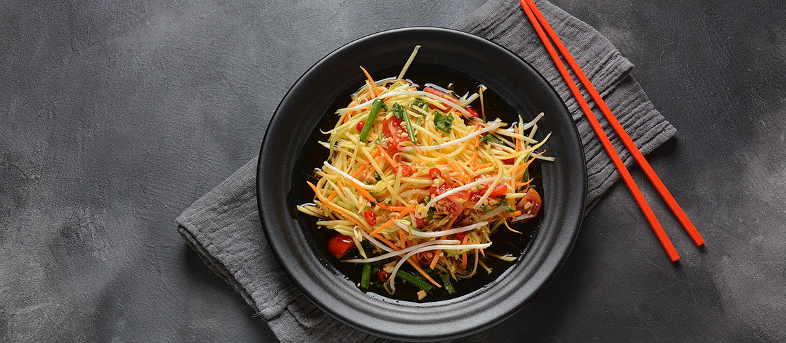 Green Papaya Salad Recipe