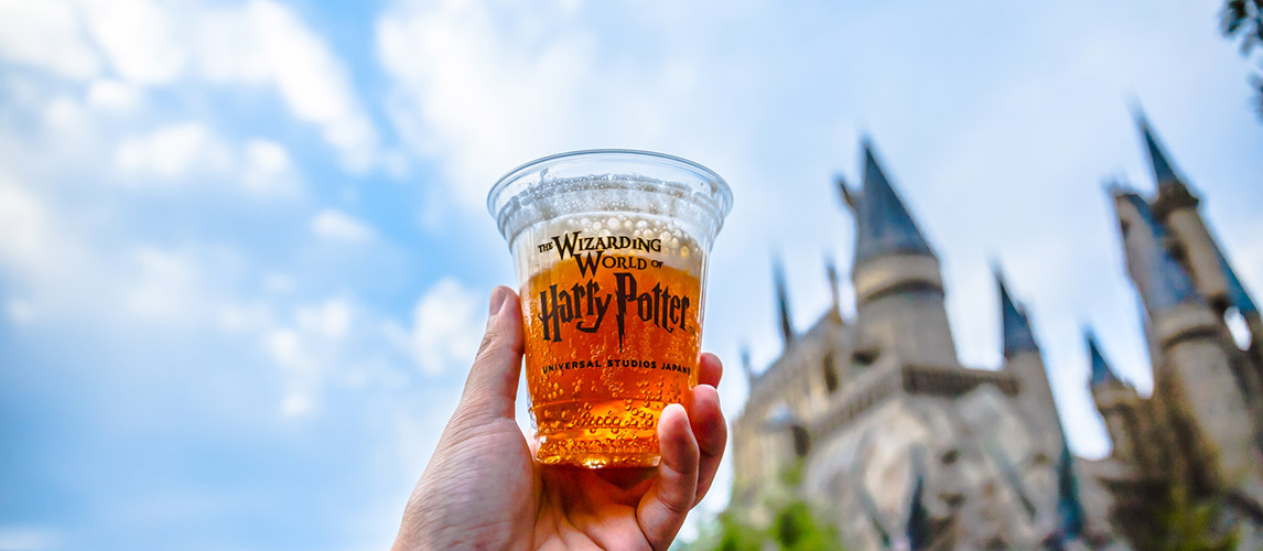 Harry Potter Butterbeer Magical Recipe