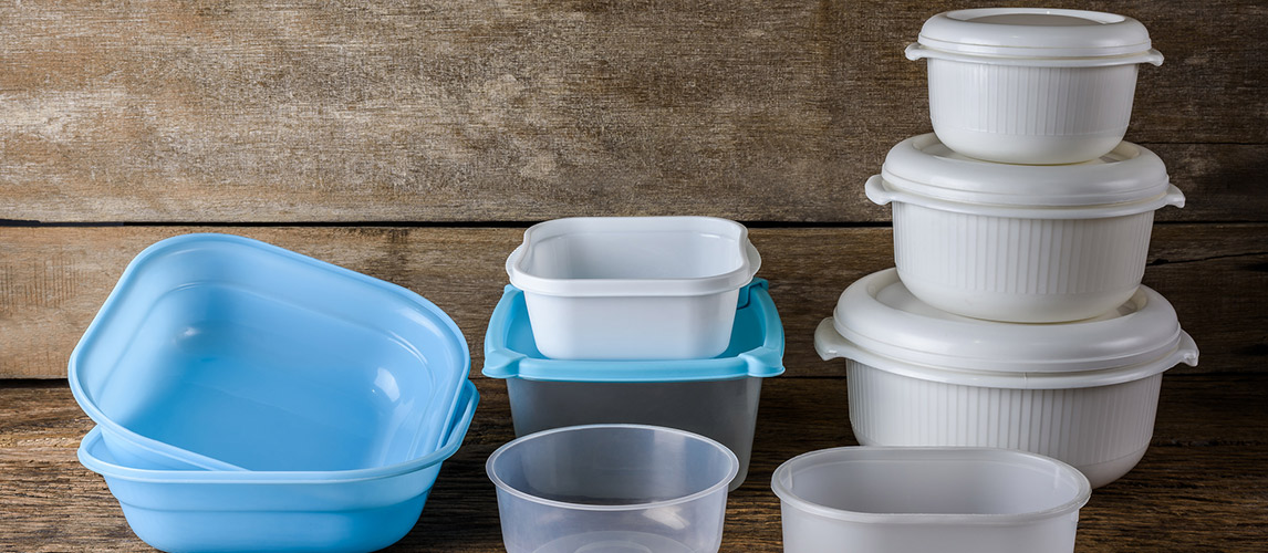 Simple Way to Clean Tupperware