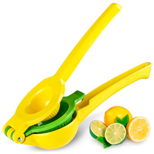 Zulay Kitchen Premium Quality Manual Citrus Juicer