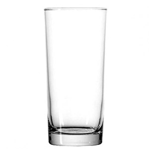 Anchor Hocking Heavy Base Highball Drinking Glasses