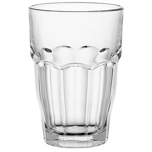 Bormioli Rocco Rock Bar Stackable Beverage Glasses