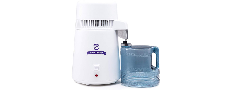 CO-Z FDA Approved Water Distiller