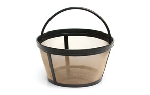 GOLDTONE Reusable 8-12 Cup Basket Coffee Filter