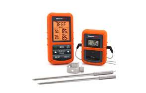 ThermoPro TP20 Wireless Remote Digital Cooking Food Meat Thermometer