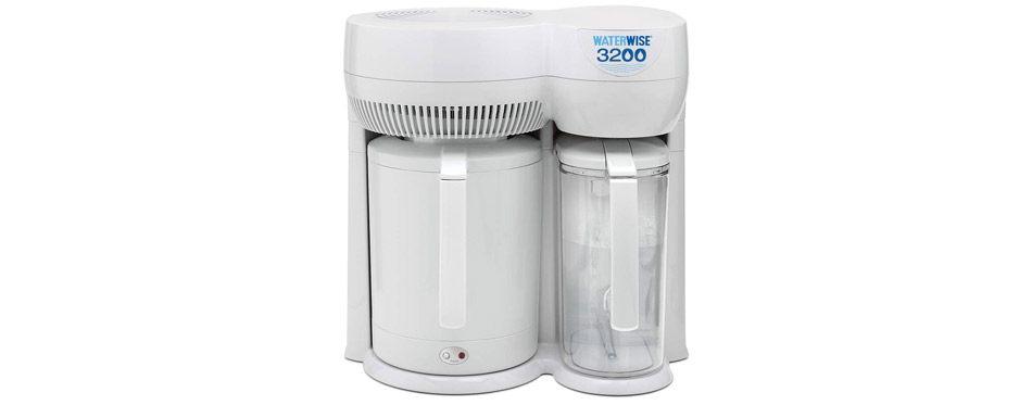 Waterwise 3200 Water Distiller