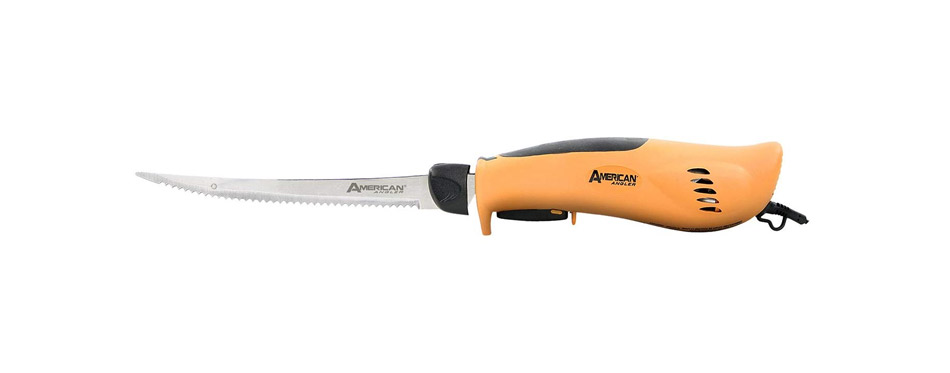 American Angler Professional Electric Fillet Knife