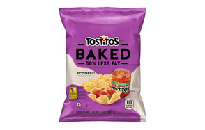 Baked Tostitos Oven Baked Scoops Tortilla Chips