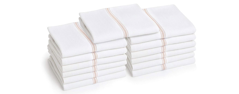 Liliane Collection Tea Kitchen Towels