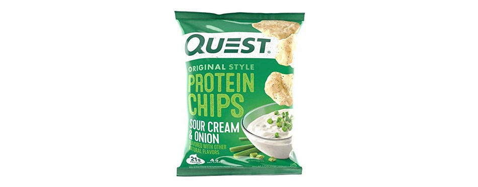 Quest Nutrition Protein Chips Ultimate Variety Pack