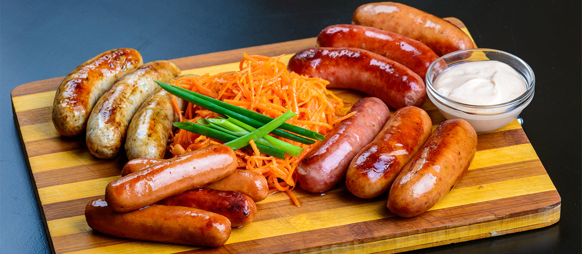 The Most Popular German Sausages: How They are Made