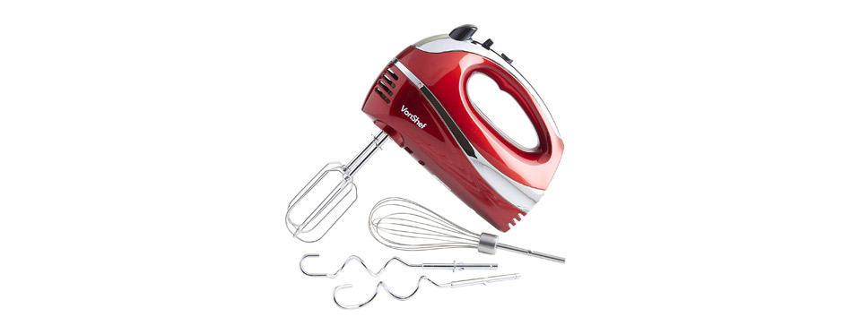 VonShef Electric Hand Mixer