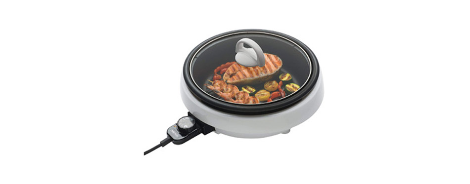 Aroma Housewares Electric Skillet