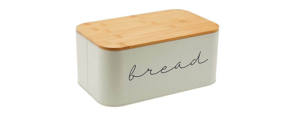 Bloomingville Metal Bread Box