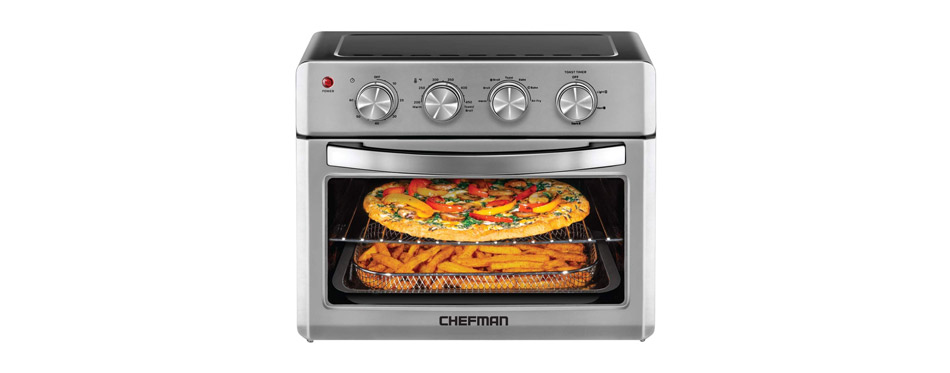 Chefman Nonstick Interior Pizza Oven