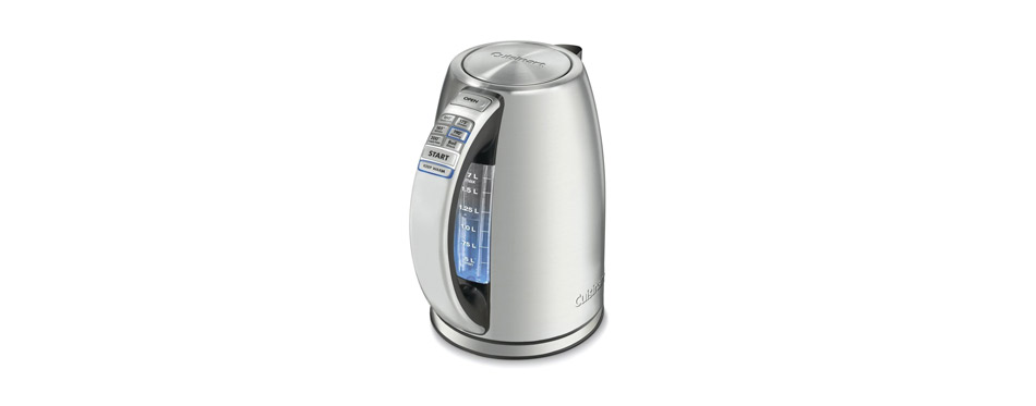 Cuisinart Stainless Steel Cordless Electric Tea Kettle