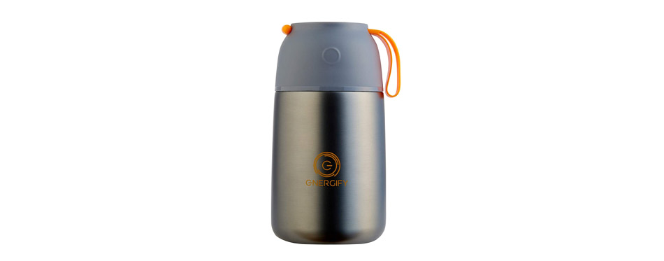Energify Vacuum Insulated Food Jar