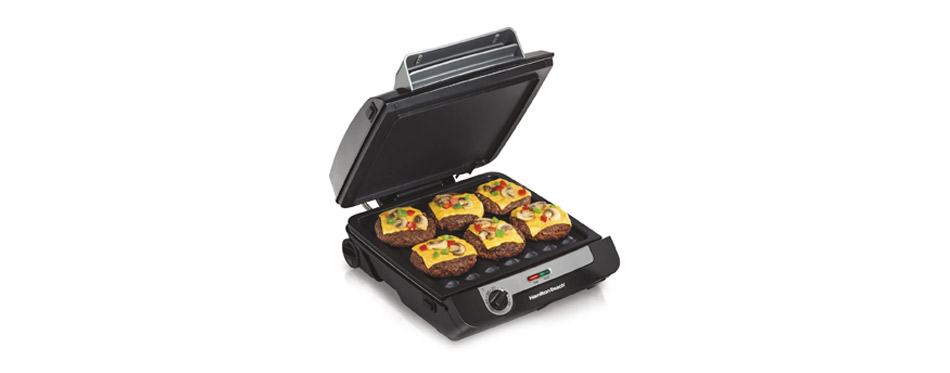 Hamilton Beach Grill and Electric Bacon Cooker