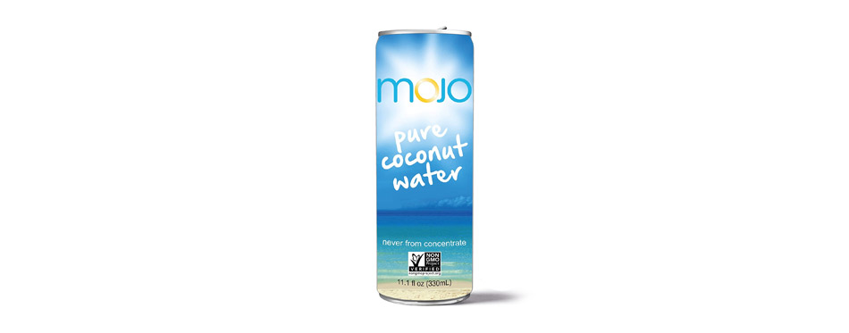MOJO Organics Inc Pure Coconut Water