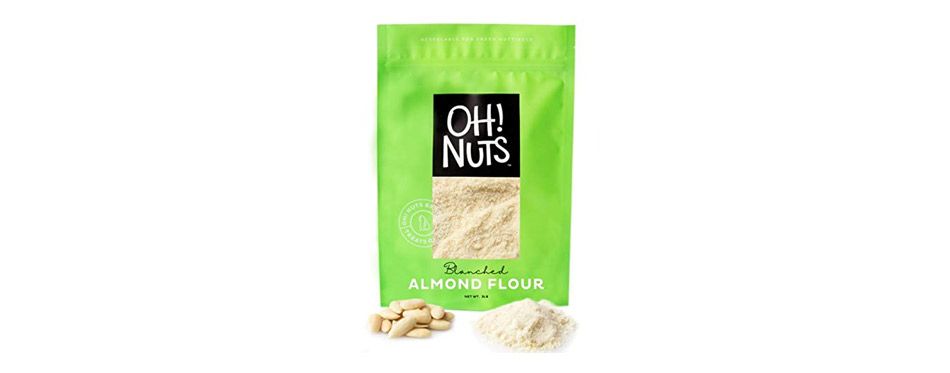 Oh! Nuts Blanched Almond Flour for Super Fine Baking