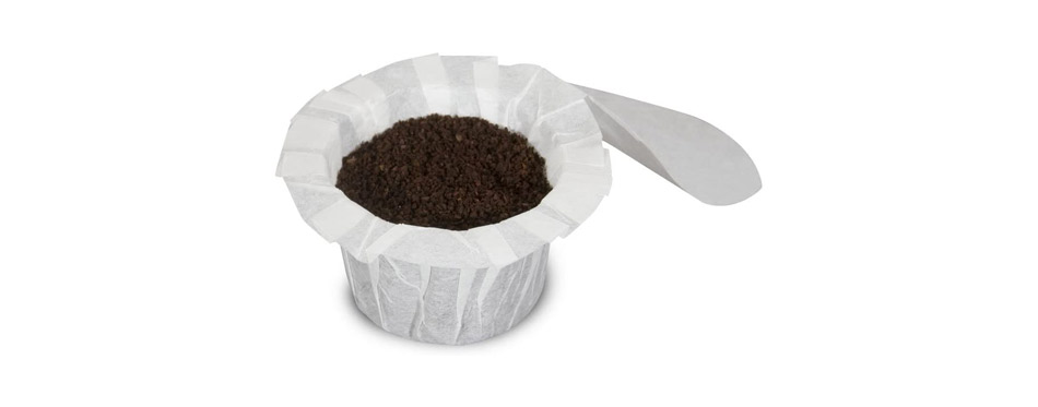 Perfect Pod EZ-Cup Disposable Paper Filters